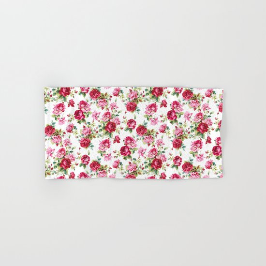 S/S 17 Spring Summer Trend Pattern Hand & Bath Towel