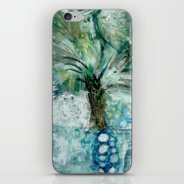 Ode to The Bismarck Palm iPhone Skin