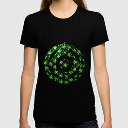 Pot Leaves T-shirt