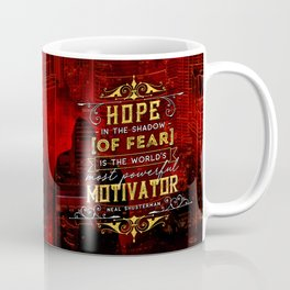 Hope in the shadow Coffee Mug