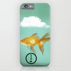 unicyle goldfish III iPhone 6s Slim Case