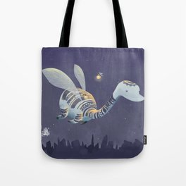 Imaginary Friend Tote Bag