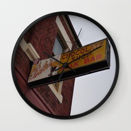 barb's house of fun Wall Clock