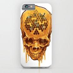 skull of honey iPhone 6s Slim Case