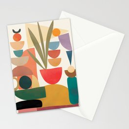 Modern Abstract Art 74 Stationery Cards