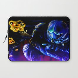 Metroid Metal: Sector 1 Laptop Sleeve