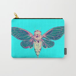 Flying Cicada Carry-All Pouch