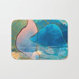 Aura del Mar Bath Mat