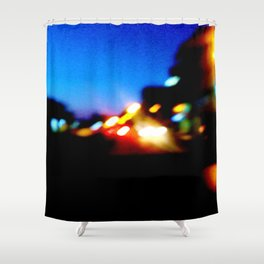 abstract, illustration, photo Shower Curtain