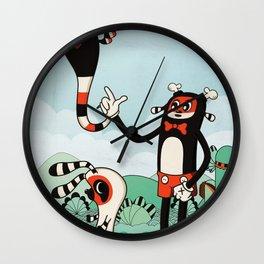 Petryk Wall Clock