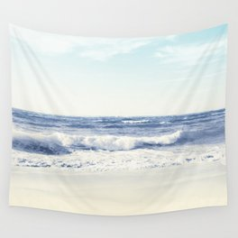 North Shore Beach Wall Tapestry