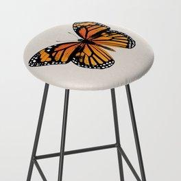 Monarch Butterfly Bar Stool