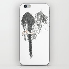 Home is where the memories are iPhone Skin