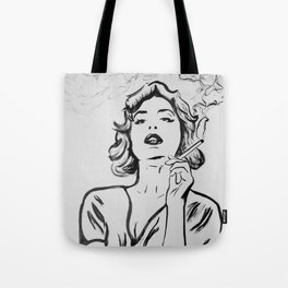 Hermine Tote Bag
