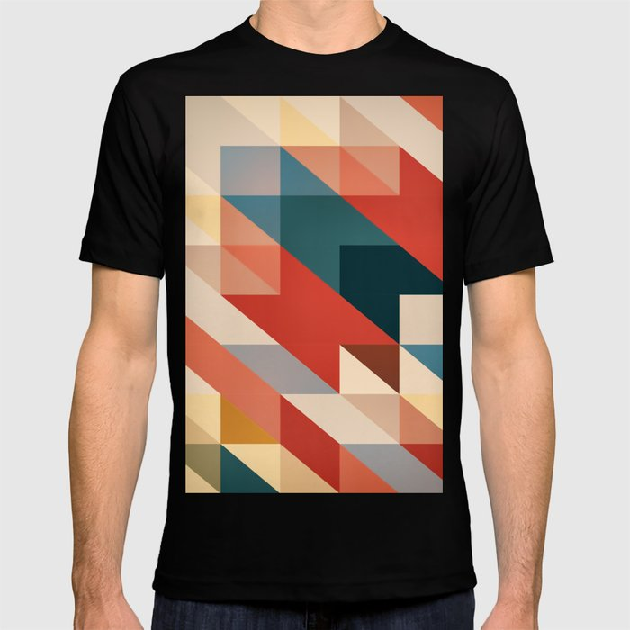 ABSTRACT 9D T-shirt