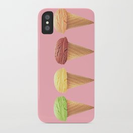 Frozen Flavors iPhone Case