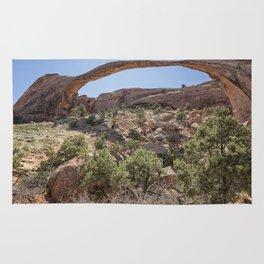 Landscape Arch Rug