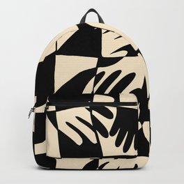 Hand Print Backpack