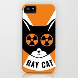 Ray Cat iPhone Case