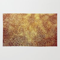 brown Area & Throw Rugs featuring brown by Sproot