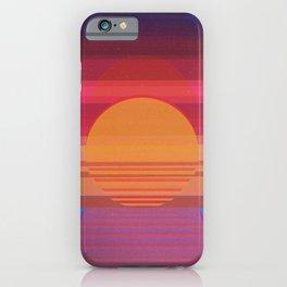 Deco Outrun iPhone Case