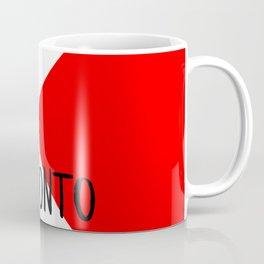 Toronto Red Coffee Mug