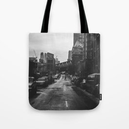 Brooklyn Loner Tote Bag