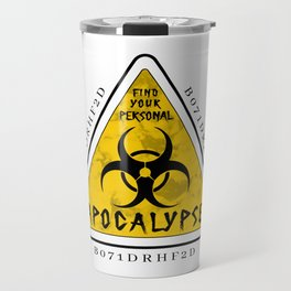 Final Warning Travel Mug