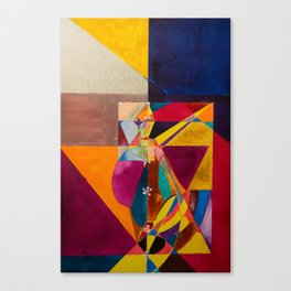 The Realization of the Self as the Boddhisattva Canvas Print