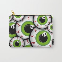 Eyeballs Carry-All Pouch