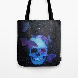 Deathly Attraction Tote Bag