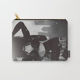 City Punk rock Lady Carry-All Pouch