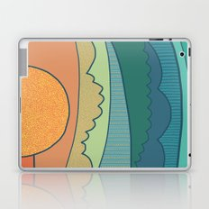 Evening Sun Laptop & iPad Skin