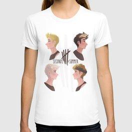 Jet Black Heart T-shirt