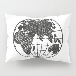 World Pillow Sham