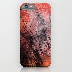 White Dust iPhone 6s Slim Case
