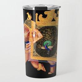 Hindu Ganesha Ganapati Vinayaka Travel Mug