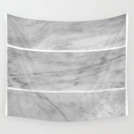 Granite Gray Slabs Wall Tapestry