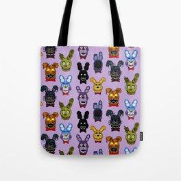 Bunnies Attack! Tote Bag