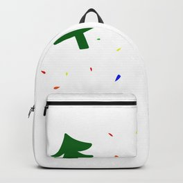 New Christmas Let's Get Lit Christmas Lights Backpack