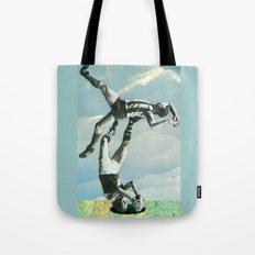 Sportrobatics Tote Bag