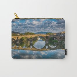 Bridge of Reflections Carry-All Pouch