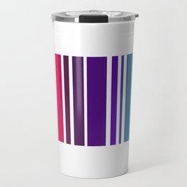 Code Rainbow Travel Mug