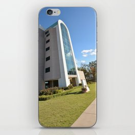 Northeastern State University - The W. Roger Webb IT Building, No. 10 iPhone Skin