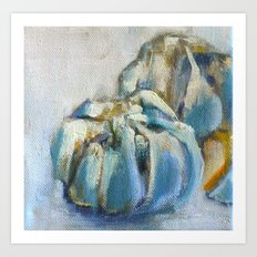 Garlic Art Print