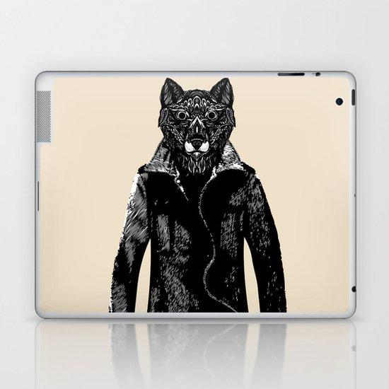 DapperWolf Laptop & iPad Skin