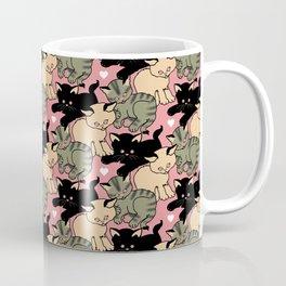 Never Enough Kittens Coffee Mug