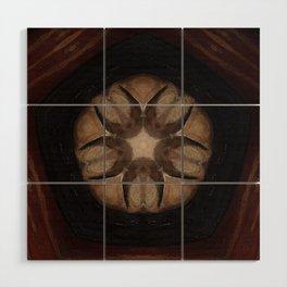 Pentacle Wood Wall Art