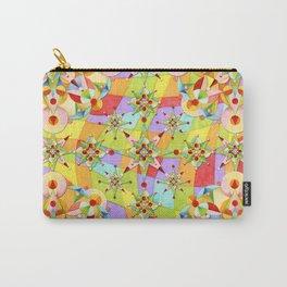 Rainbow Sparkles Carry-All Pouch