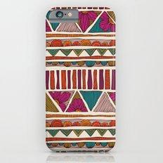 Tribal stripes Slim Case iPhone 6s